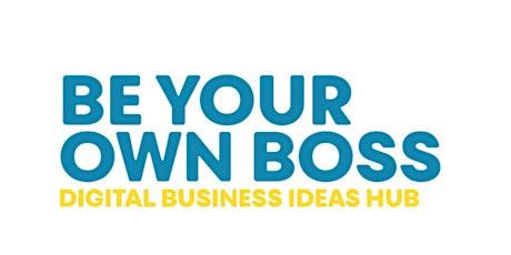 Self Employment - Ideas Hub Session tickets