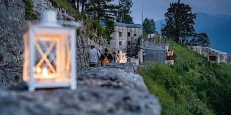 Notturna al Forte Belvedere biglietti