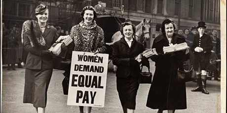 Talk and discussion: The battle for equal pay tickets