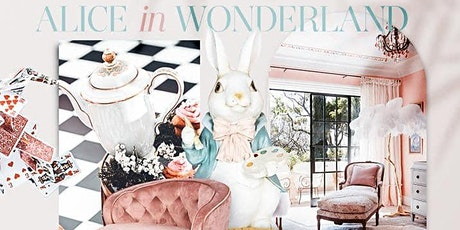 Lifestyle Business Brunch Theme Alice in Wonderland tickets