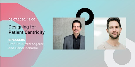 Service Design Drinks Berlin [Zoom]: Designing for patient centricity tickets