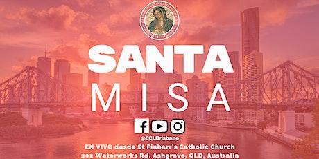Misa Dominical (12 Julio 2020) tickets