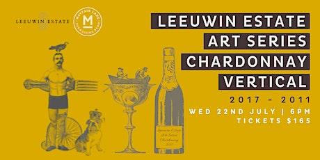 Leeuwin Estate Art Series Chardonnay Vertical Wine Dinner 2017-2011 tickets