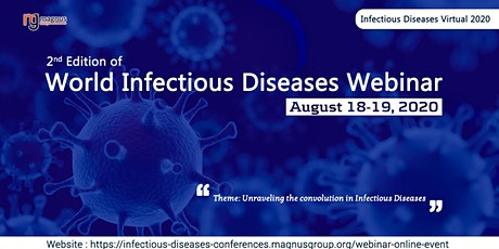 2nd edition of World Infectious Diseases Webinar tickets