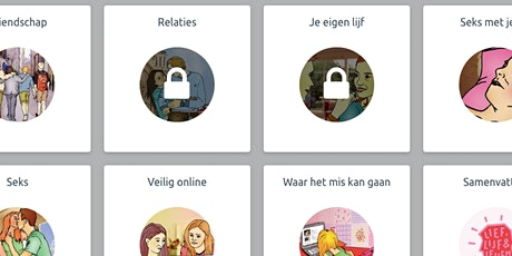Webinar Lief, Lijf en Leven, de online module. tickets