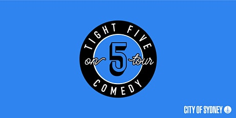 Tight 5 Comedy's Ethiopian New Year Dinner Show  Sat. 12/9 7-8pm tickets