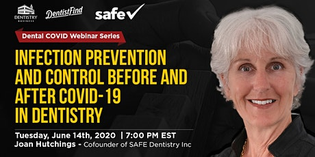 Infection Prevention and Control Before and After Covid19 in Dentistry tickets