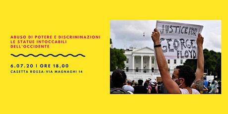 Abuso di potere e discriminazioni biglietti