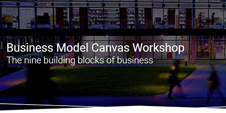 Business Model Canvas for your Clean Growth Innovation July 2020 tickets