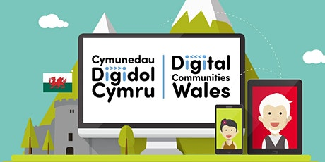 Cymraeg ar y We/Welsh on the Web tickets