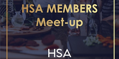 HSA Members Online Meet-up: July Tickets