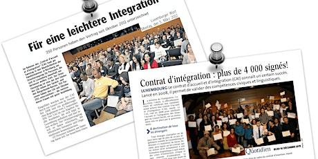 Le contrat d'accueil et d'intégration: La bonne solution? billets