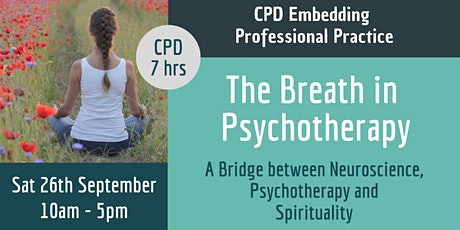 The Breath in Psychotherapy: Neuroscience and Ancient Practices tickets