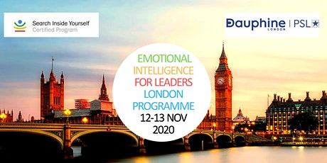Search Inside Yourself Emotional Intelligence for Leaders London Programme tickets