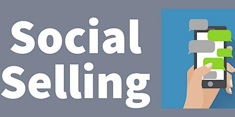 Social Selling : vendre grâce aux réseaux sociaux (Webinar de formation) billets