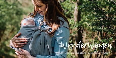 Mama & Baby Wanders - Holyrood Park tickets