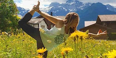 Mountain Yoga Retreat billets