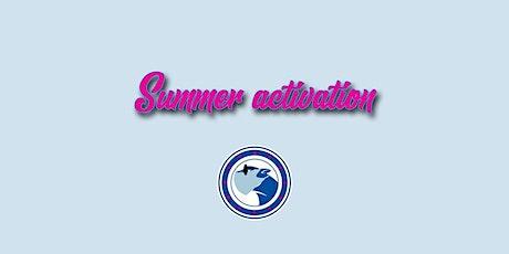 U16: Summer Activation Tuesday tickets
