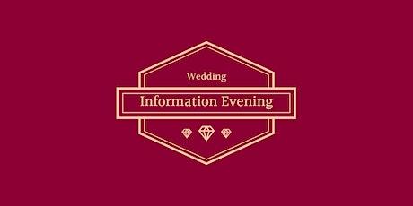 A Wedding Information Night tickets