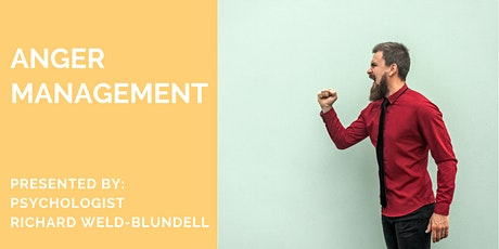 Anger Management - Short Course tickets
