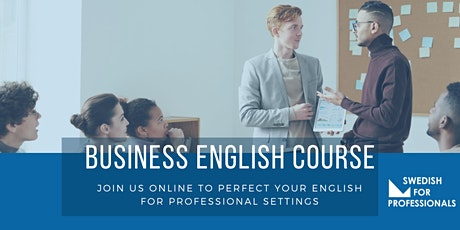 English for Professionals Masterclass tickets