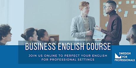 English for Professionals Masterclass ingressos