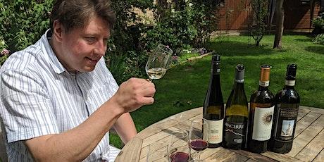Chemistry of Wine Alumni Wine Tasting Webinar tickets