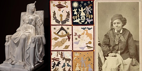 NEEDLE AND STONE: BLACK WOMEN ARTISTS of the 1800s tickets