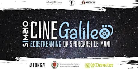 Cine Galileo | 40 passi, la verde Brianza e la città infinita biglietti