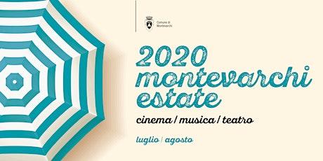 Montevarchi Estate 2020 - Teatro&Musica - Chiostro di Cennano biglietti