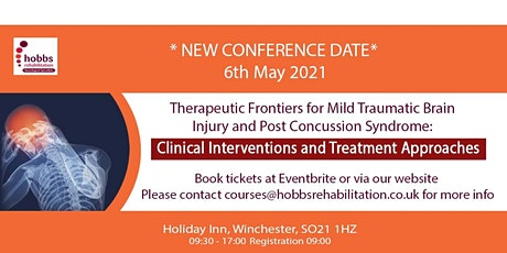 Mild Traumatic Brain Injury & Post Concussion Syndrome Conference 2021 tickets