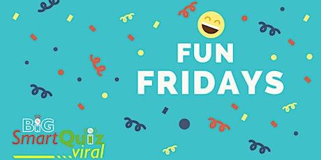 Fun Friday: Live Easy Online Quiz tickets