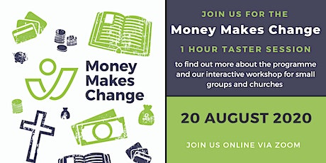 Money Makes Change Taster Session tickets