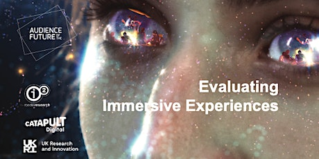 Evaluating Immersive Experiences: Story Futures, London tickets