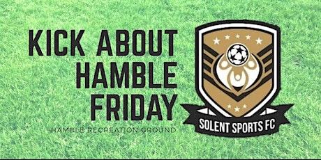 Recreational Football (Kick About) Hamble tickets