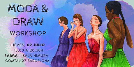 MODA & DRAW  - WORKSHOP - tickets