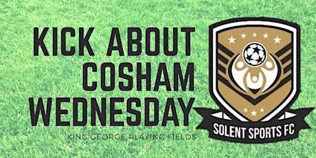 Recreational Football (Kick About) Cosham, Portsmouth tickets