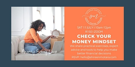 Check Your Money Mindset tickets