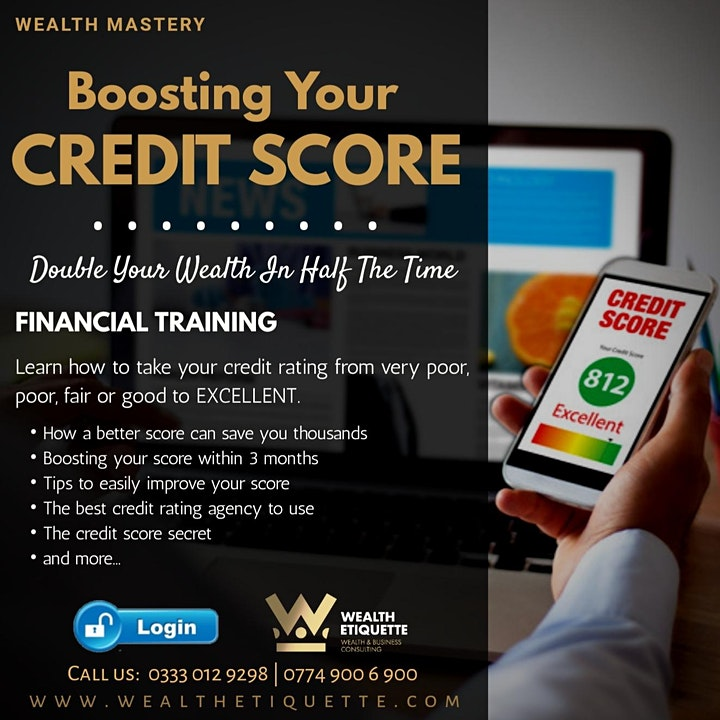 Credit Score: Boost your score in under 90 days image