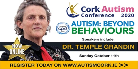 AUTISM: BEYOND BEHAVIOURS with DR. TEMPLE GRANDIN + other speakers tickets