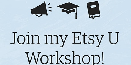 ETSY SEARCH AND SEO MADE SIMPLE tickets