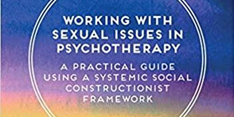 Working with sexual issues in psychotherapy with Desa Markovic tickets