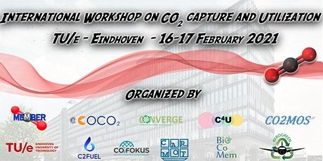 International workshop on CO2 capture and utilization tickets