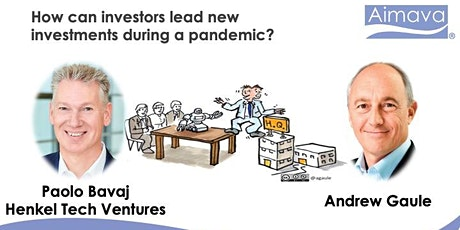 Lead new investments during a pandemic? inc Henkel Tech Ventures tickets
