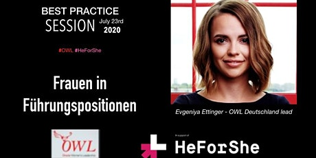 Best Practice: Frauen in Führungspositionen Tickets