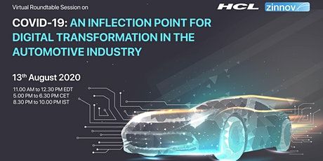 COVID-19: An Inflection Point for Digital Transformation in the Automotive Tickets