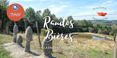 Randos Bières | Ellezelles et légendes billets