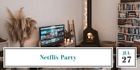 Netflix Party - Definitely, Maybe (2008) tickets