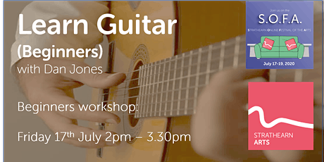 Learn Guitar (Beginners) tickets