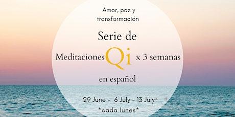 Serie de Meditación Qi con Master Oh tickets